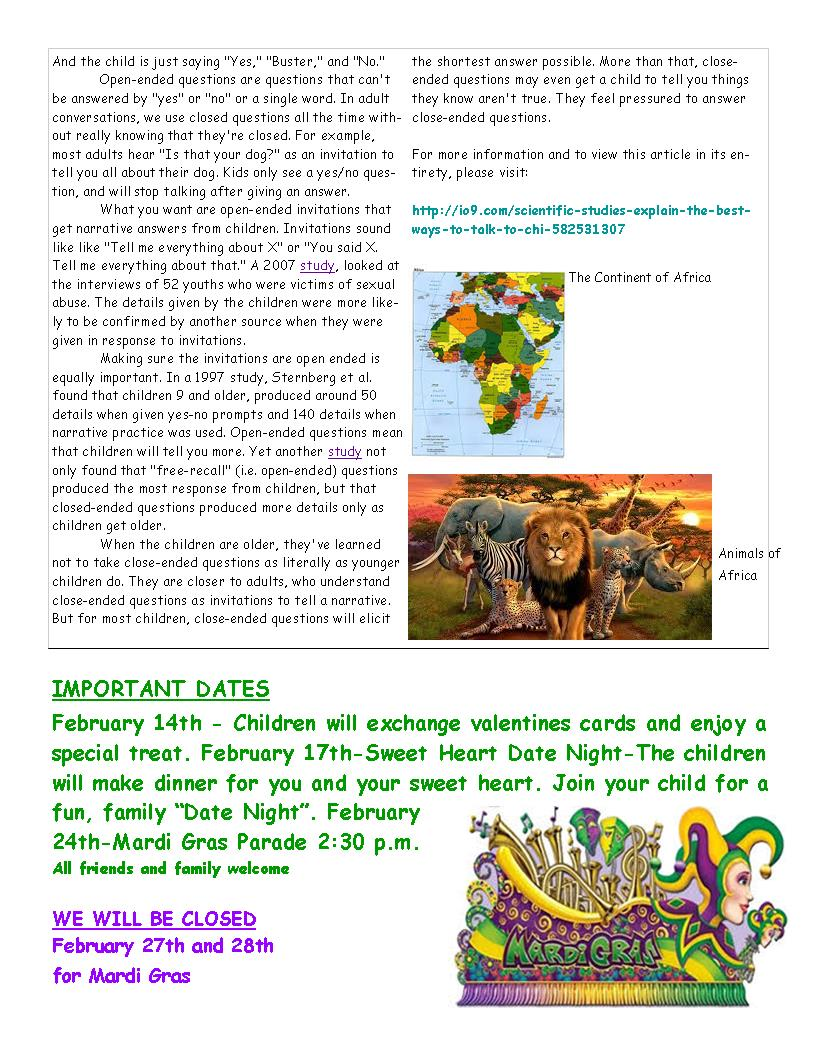UN Feb newsletter 2